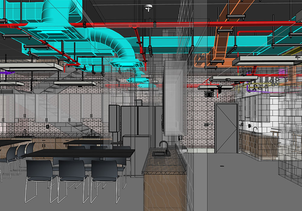 LOD-400-BIM-MEP-Modeling-and-Coordination-Services-in Quebec-by-United-BIM-Inc.